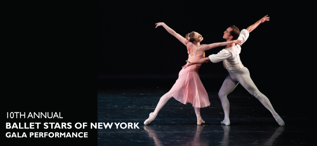 10th Annual Ballet Stars of New York