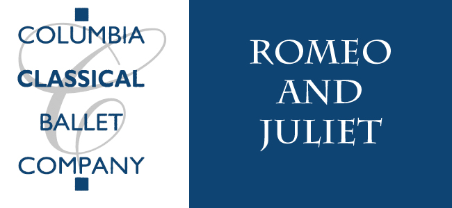 Romeo & Juliet presented by Columbia Classical Ballet
