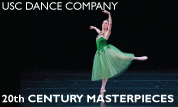 20th Century Masterpieces - USC Dance Company