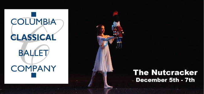 The Nutcracker - Presented by the Columbia Classical Ballet