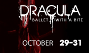 Columbia City Ballet - Dracula - Ballet With A Bite