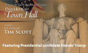 Presidential Town Hall series featuring Presidential candidate Donald Trump