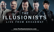 Broadway in Columbia presents The Illusionists