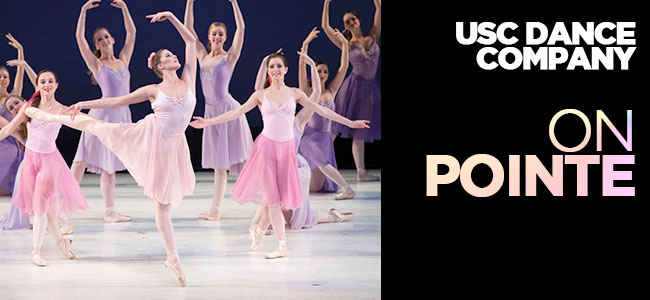 USC Dance Company - On Pointe