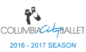 Columbia City Ballet 2016-2017 Season