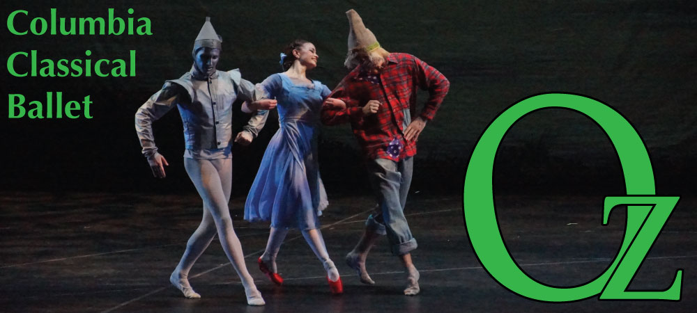 Columbia Classical Ballet presents Oz