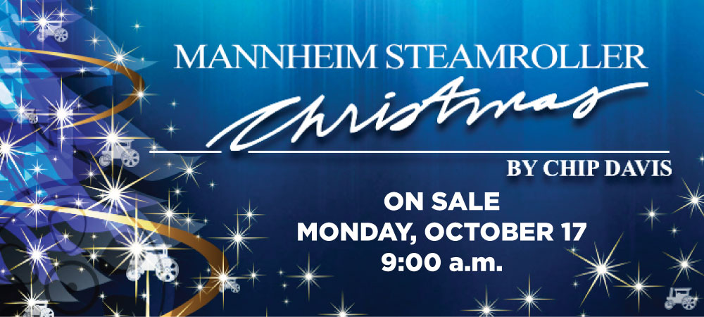 Broadway in Columbia - Mannheim Steamroller Christmas