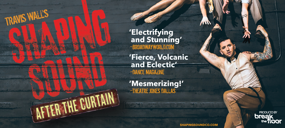 Shaping Sound, After the Curtain