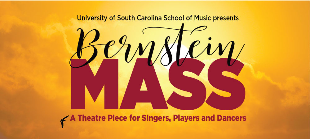 Bernstein's Mass presented by the USC School of Music