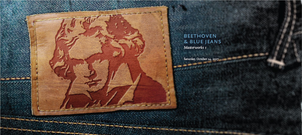 SC Philharmonic - Beethoven & Bluejeans