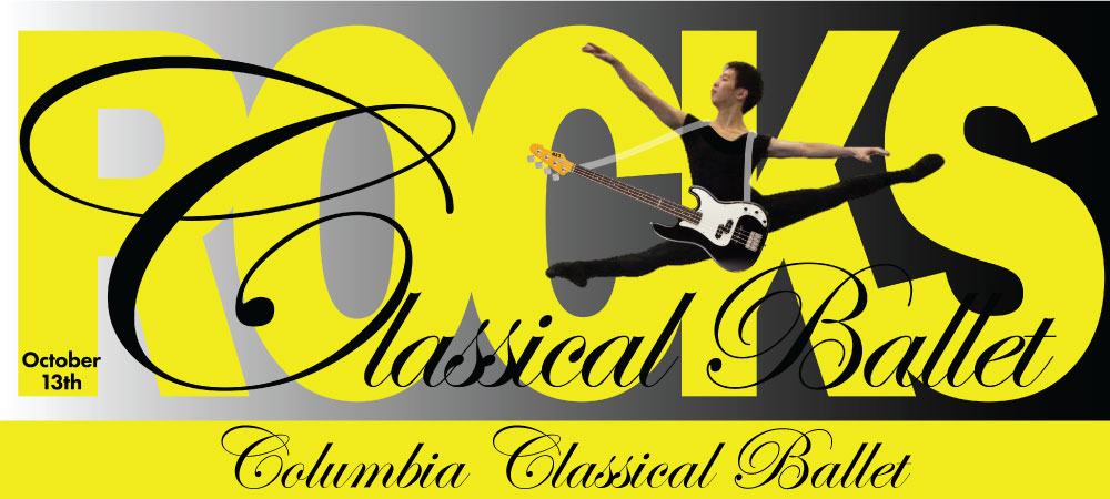 Columbia Classical Ballet -Classical Ballet Rocks