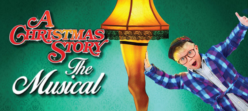 Broadway In Columbia Presents A Christmas Story The Musical