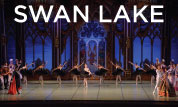 National Ballet Theatre of Odessa in Swan Lake