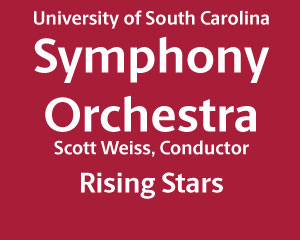 UofSC Symphony Orchestra -Rising Stars