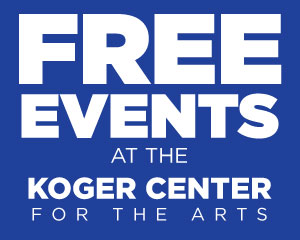 Free Events at the Koger Center