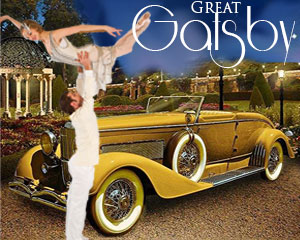 Columbia City Ballet presents The Great Gatsby