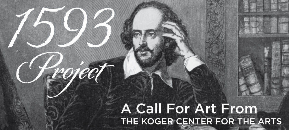 1593 Project - A Call For Art From The Koger Center for the Arts