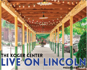 The Koger Center Live on Lincoln