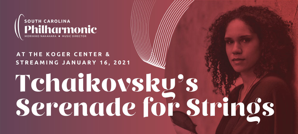 SC Philharmonic presents Tchaikovsky's Serenade for Strings