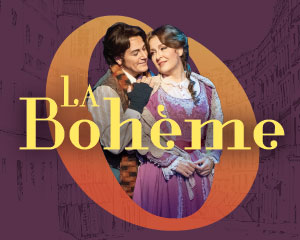 The Palmetto Opera presents La Bohéme