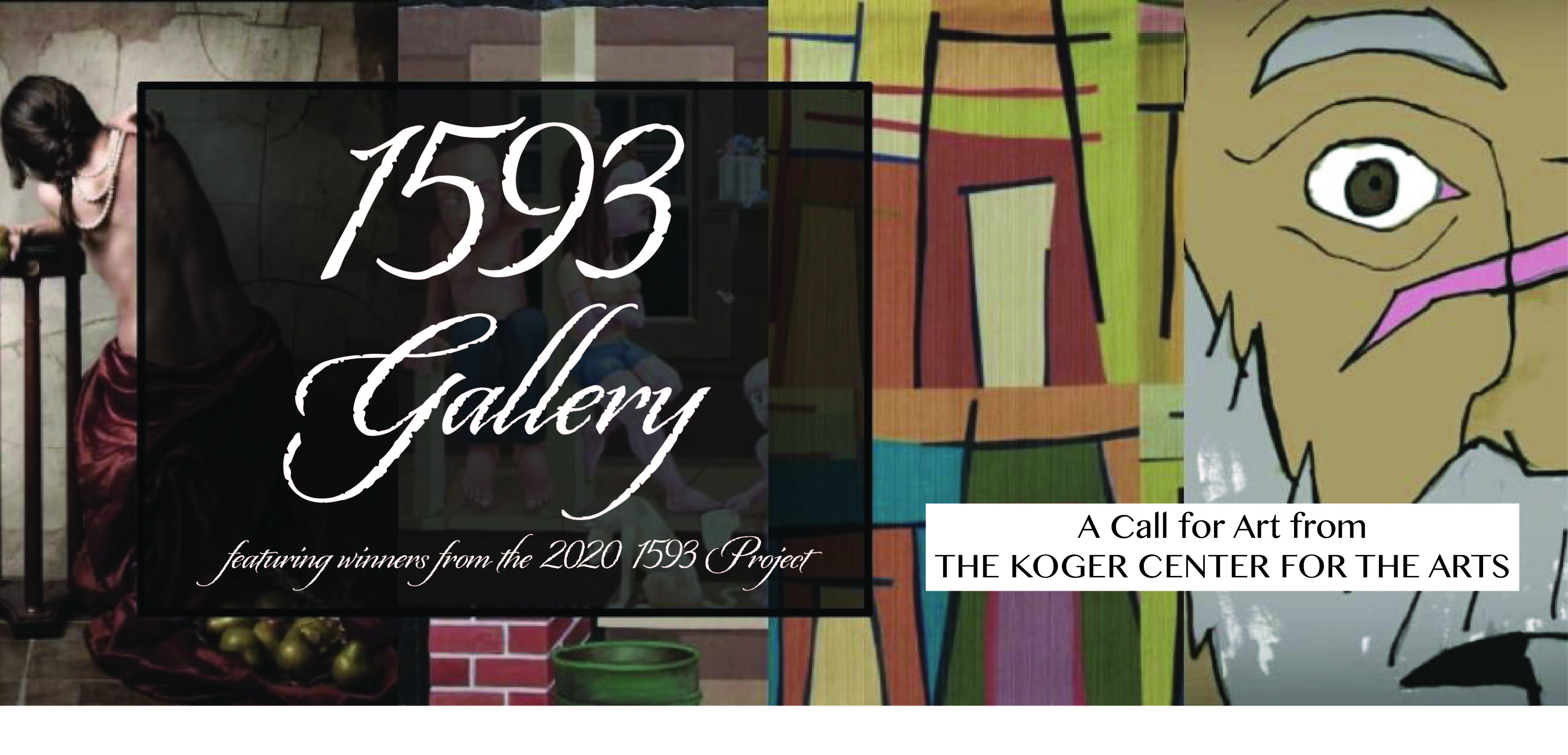 1593 Gallery: Featuring Winners of the 2020 Project