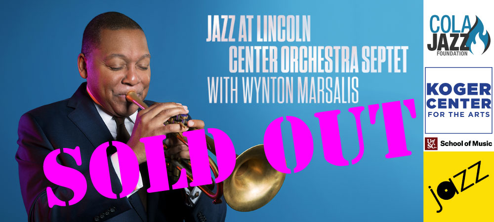 The Jazz at Lincoln Center Orchestra Septet with Wynton Marsalis SOLD OUT