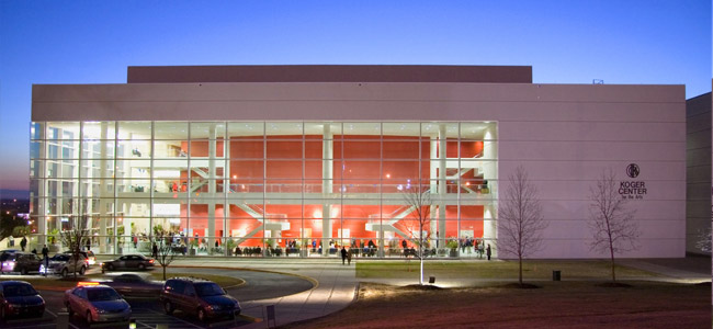 Koger Center For The Arts About